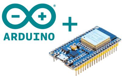 #SpiderBot50% – Arduino IDE e ESP32
